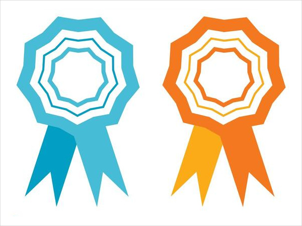 Ribbons Award Icons Free