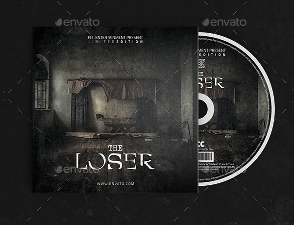 The Loser Album Cover Art