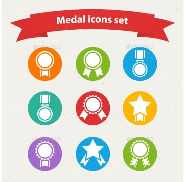 Best Medal Icons Pack