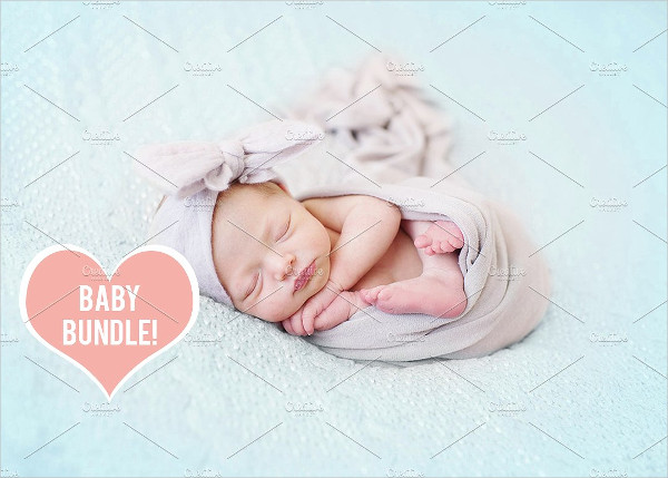 Awesome Baby Photoshop Actions