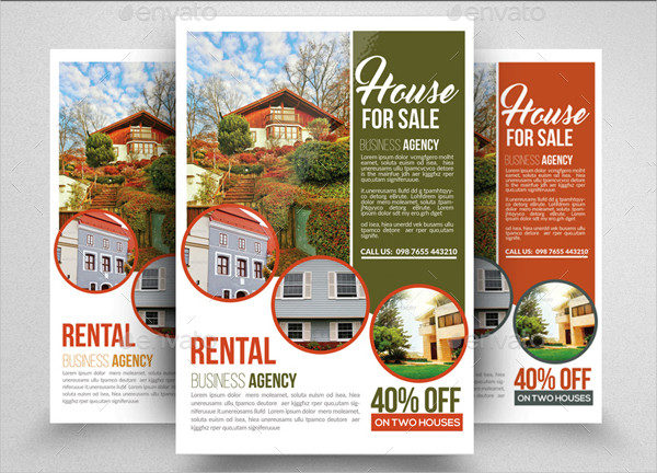 Real Estate & Property Flyers Bundle