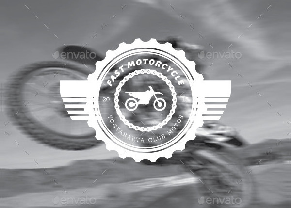 Sport Motorcycle Badges and Logo