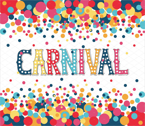 Best Carnival Poster Design Template