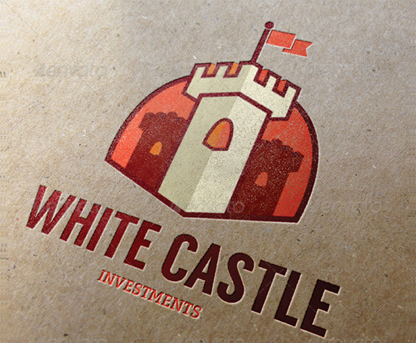 Castle Investment Logo Template