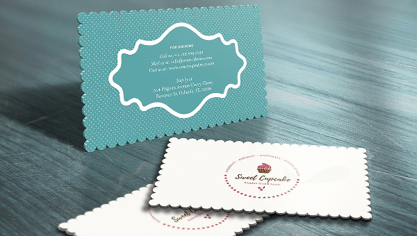 Chef Business Card Templates