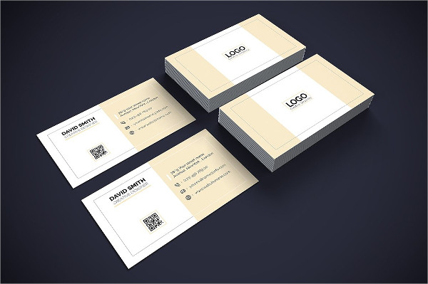 Company Personal Business Cards