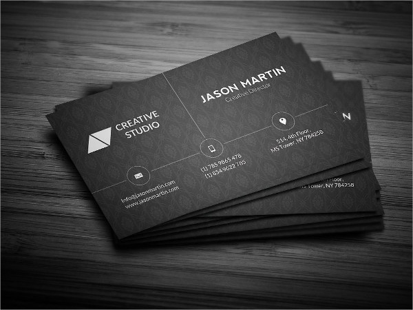 Corporate Royal Business Card Template