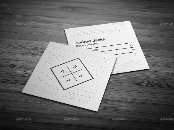 Creative Personal Business Cards