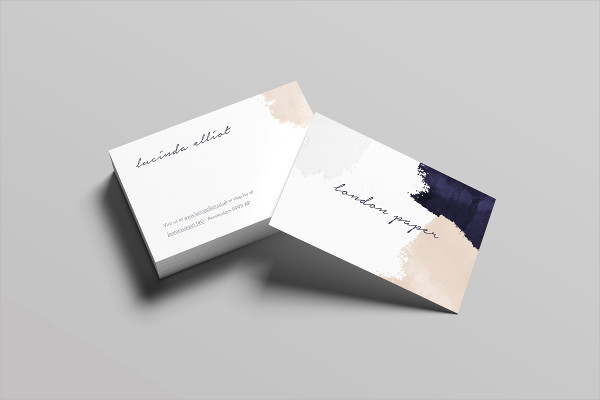 Elegant Business Card for Personal Use