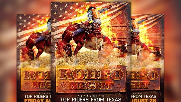 Horse Racing Flyer Templates