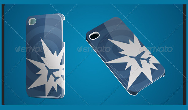 Phone Case Cover Mockup Pack