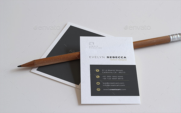 Professional Corporate Business Card Template