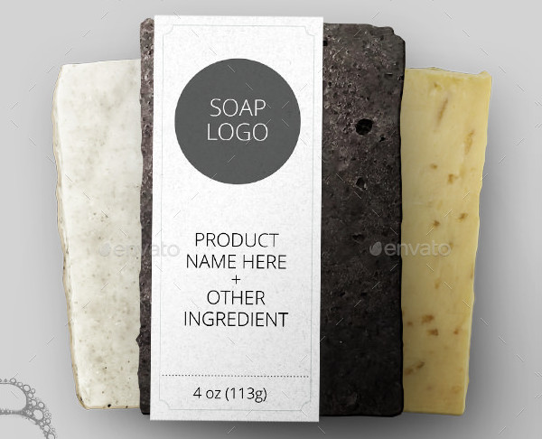 Soap Bar Package Tool and Mockup