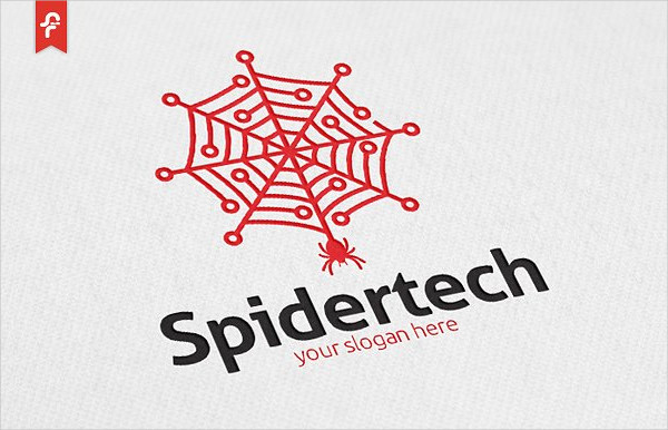 Spider Tech Design Logo