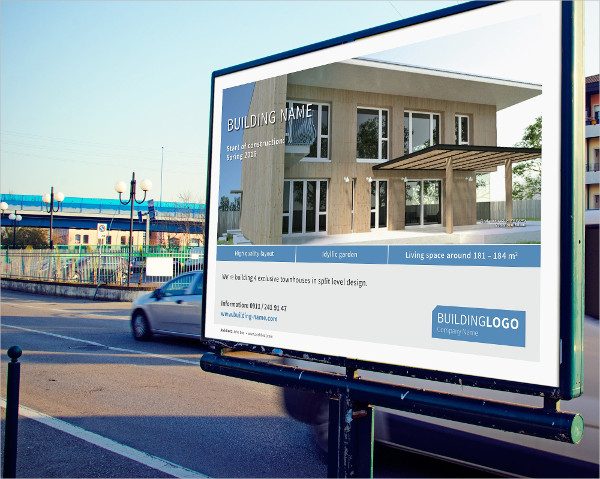 Building Construction Billboard Design