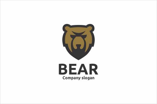 Cool Bear Logo Design