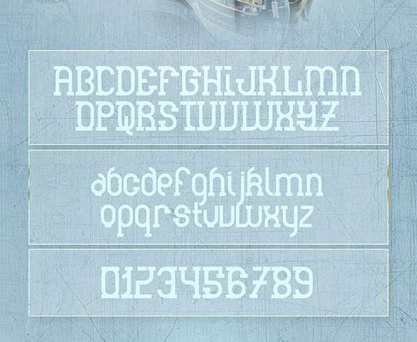 Cool Number Fonts