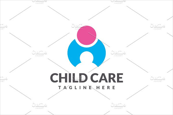 Day Care Center Logo Template