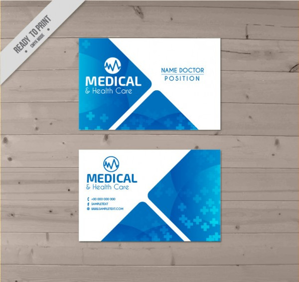 Doctor Business Card Free Download