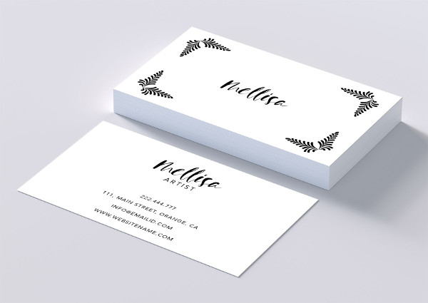 Famous Painting Contractor Business Cards