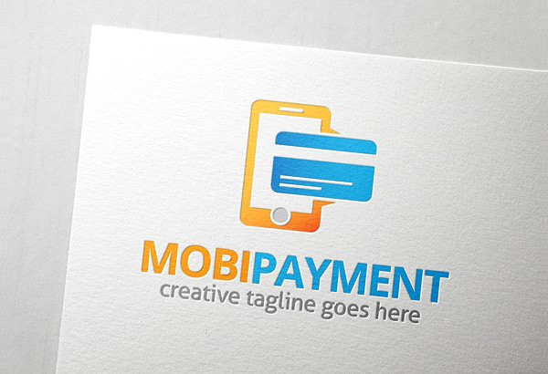 Mobile Payments Logo Design