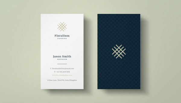 Modern business card design 25 free premium templates download friedricerecipe Choice Image