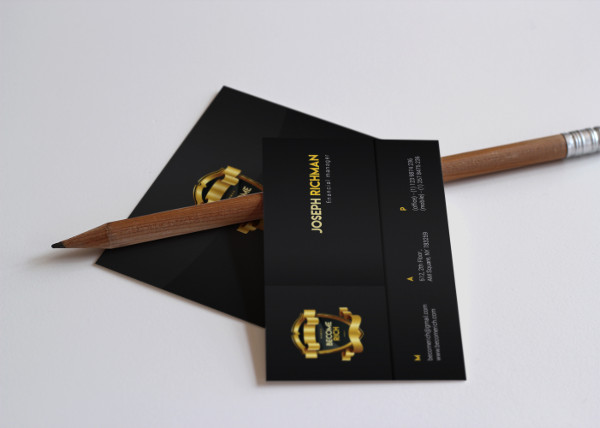 Most Luxurious Business Cards