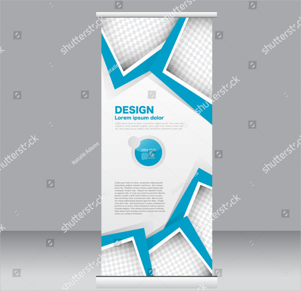 Multipurpose Roll-Up Banner Template