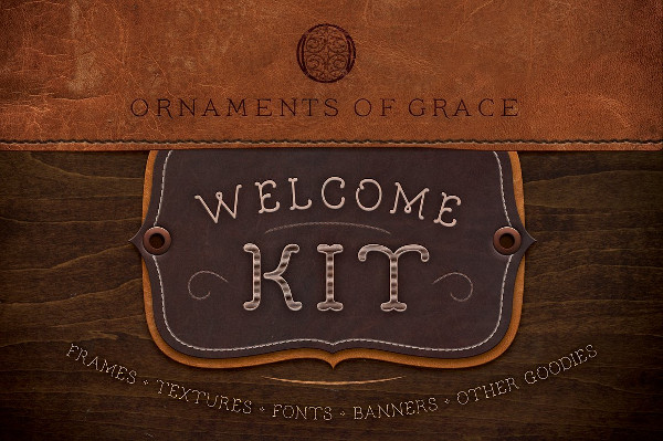 Ornaments of Grace Welcome Kit