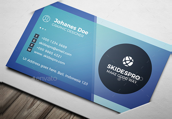 Pro Clean Business Card Templates