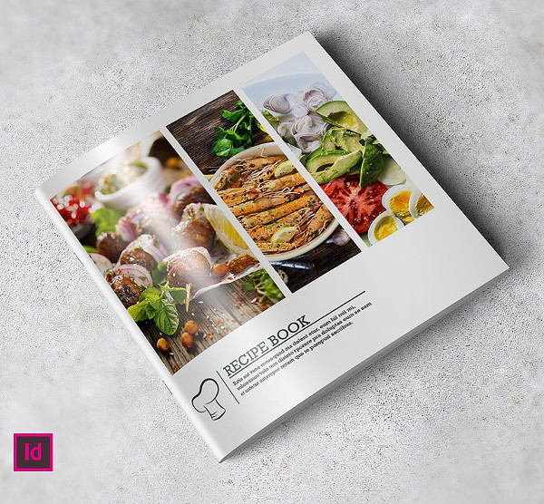 Recipe Cook Book Template