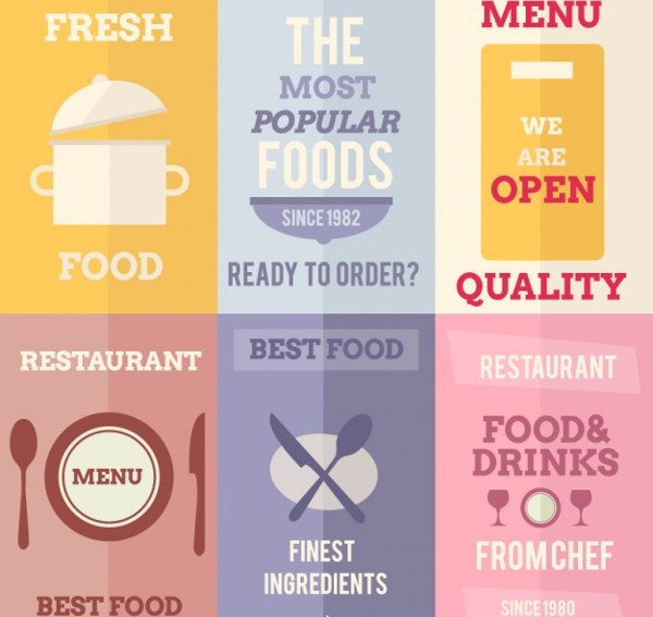 Restaurant Posters Free Download