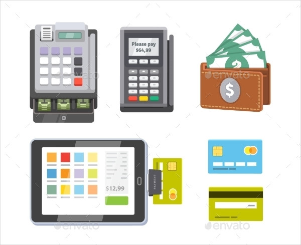 Set of Payment Icons