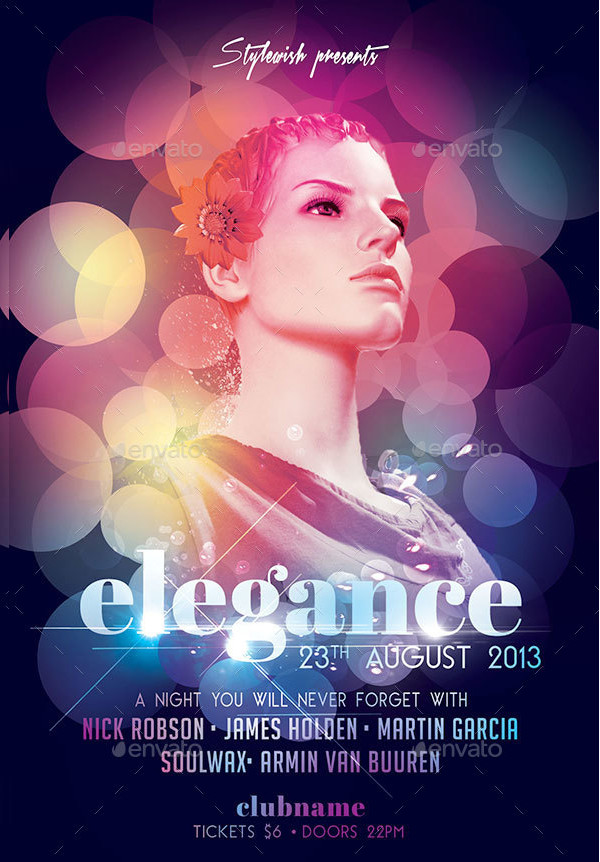 Stylish Elegance Flyer