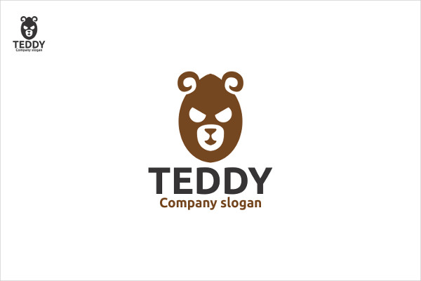 Teddy Logo Template