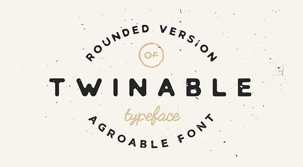 Cool Rounded Retro Font