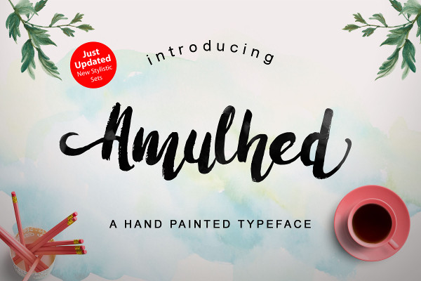 Creative Typography Fonts