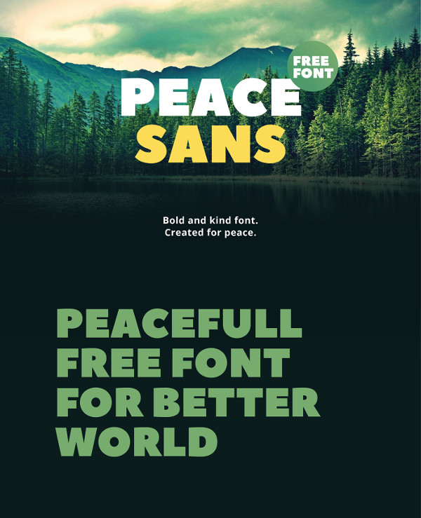 Free Download Font Typography