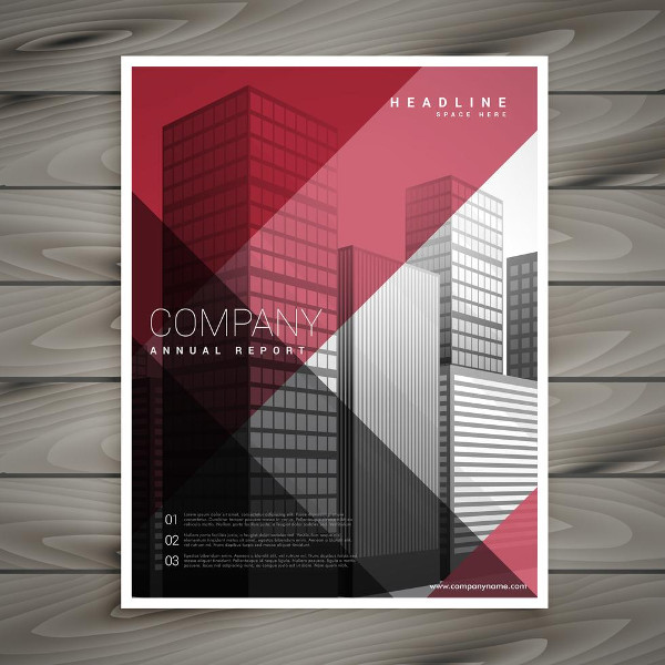 Free Promotional Business Flyer Template Presentation