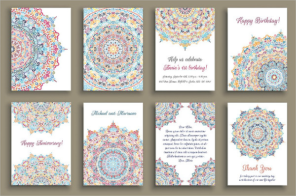 Luxury Multipurpose Greeting Card Template
