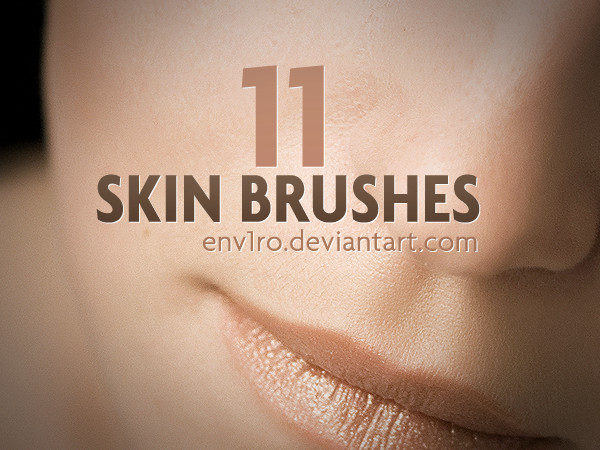 11 Skin Brushes Photoshop DeviantArt