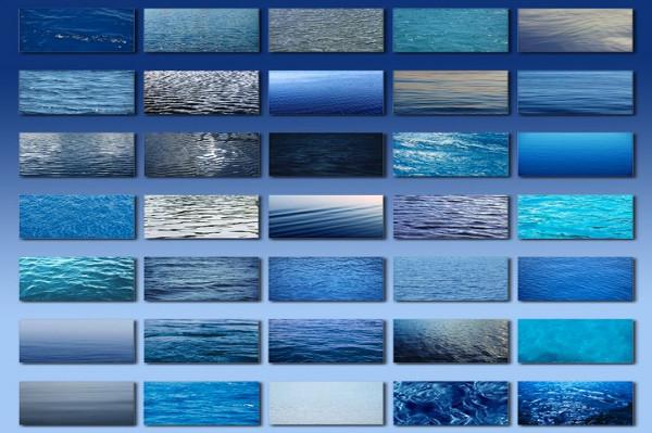 60 Sea Water Textures