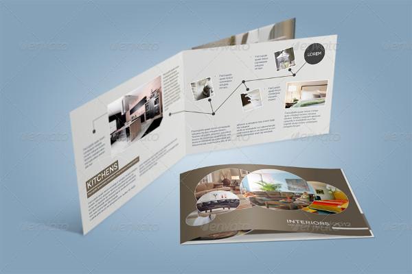 A5 Best Brochure Mock-Up