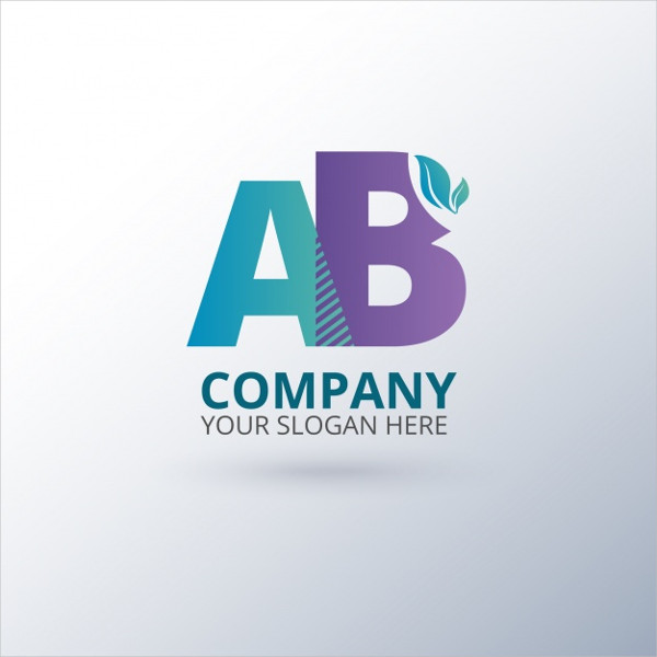 Abstract Company Logo Template Free