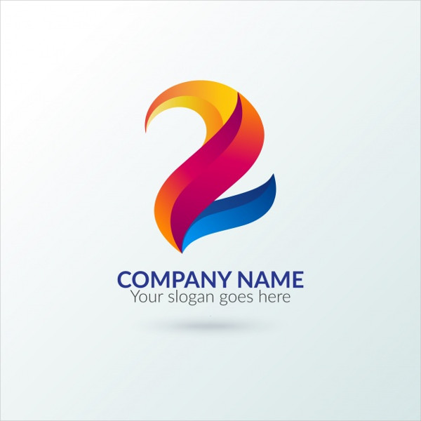 Abstract Design Logo Template