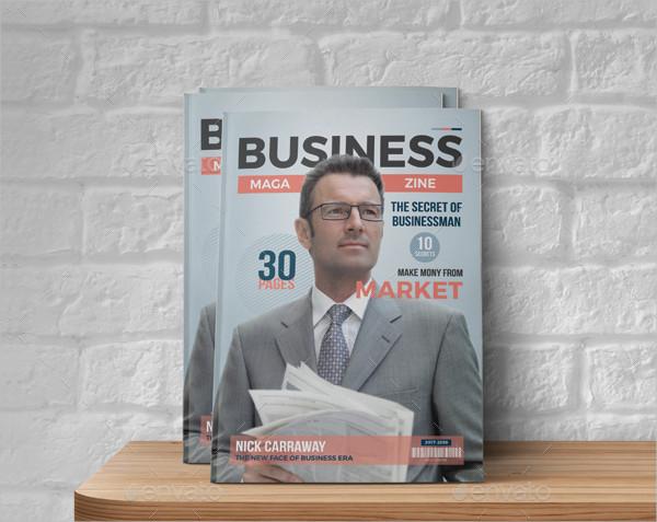 Unique Business Barons Magazines