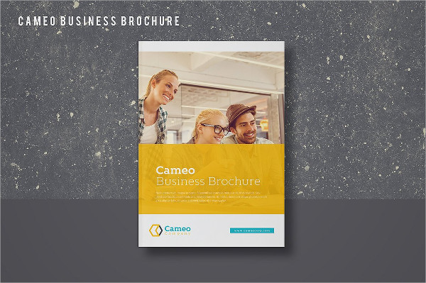 Cameo Business Brochure Template
