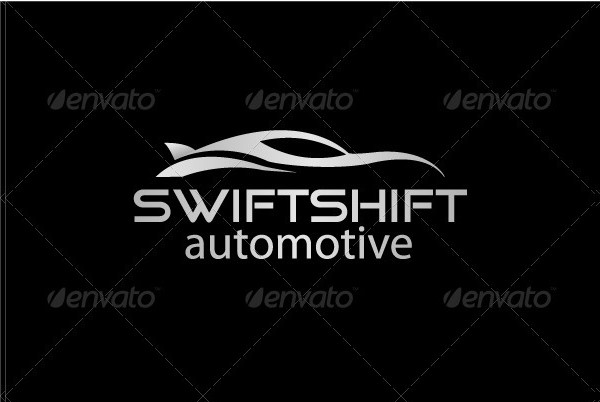 Auto Business Logo Template