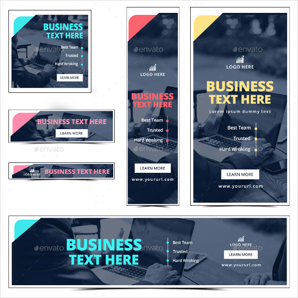 Awesome Quality Business Banners Bundle