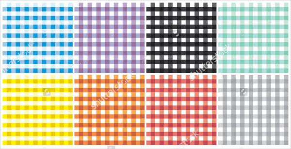 Plaid Color Clothes Patterns
